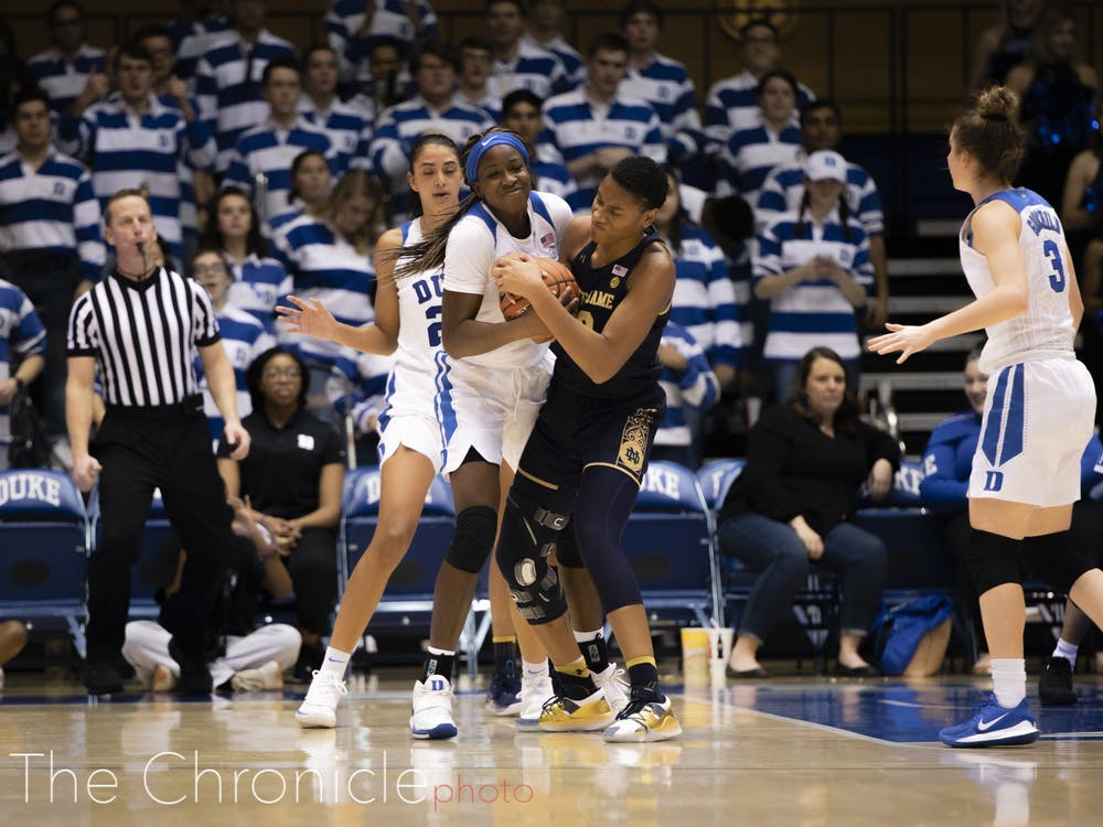 Thursday night's game may have been ugly, but it was a key win for the Blue Devils.