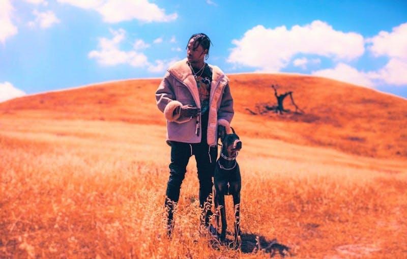 "Hip-hop artist Travis Scott released his third studio album ""ASTROWORLD,"" named after a closed amusement park, Aug. 3."