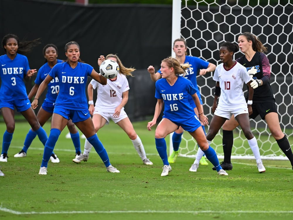 Duke's elite defense will be key if the Blue Devils hope to upset the top-seeded Seminoles.