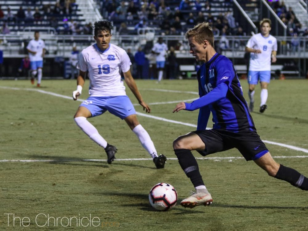 The Blue Devils once again found their offense in a rut.
