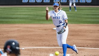 Peyton St. George leads Duke in wins with 11.
