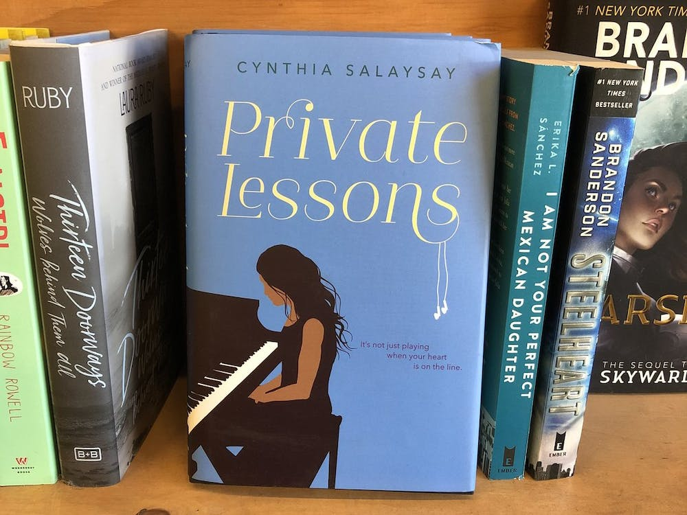 <p>Salaysay's book sheds light on an often ignored but increasingly prevalent epidemic — sexual violence.</p>