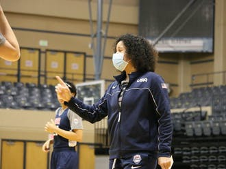 Kara Lawson continues to bring in highly-rated transfers.