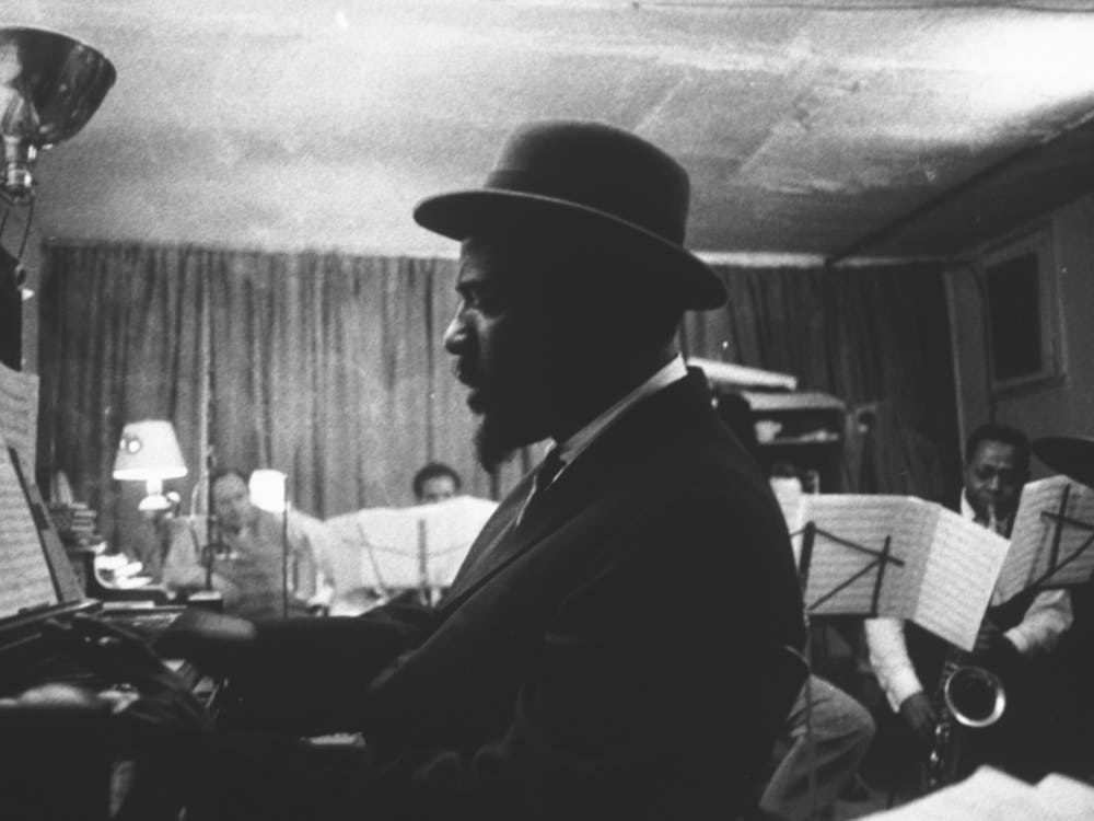 """Jazz pianist Thelonious Monk was born in Rocky Mount, N.C., in 1917. This year his legacy is celebrated in Durham with """"MONK@100."""""""