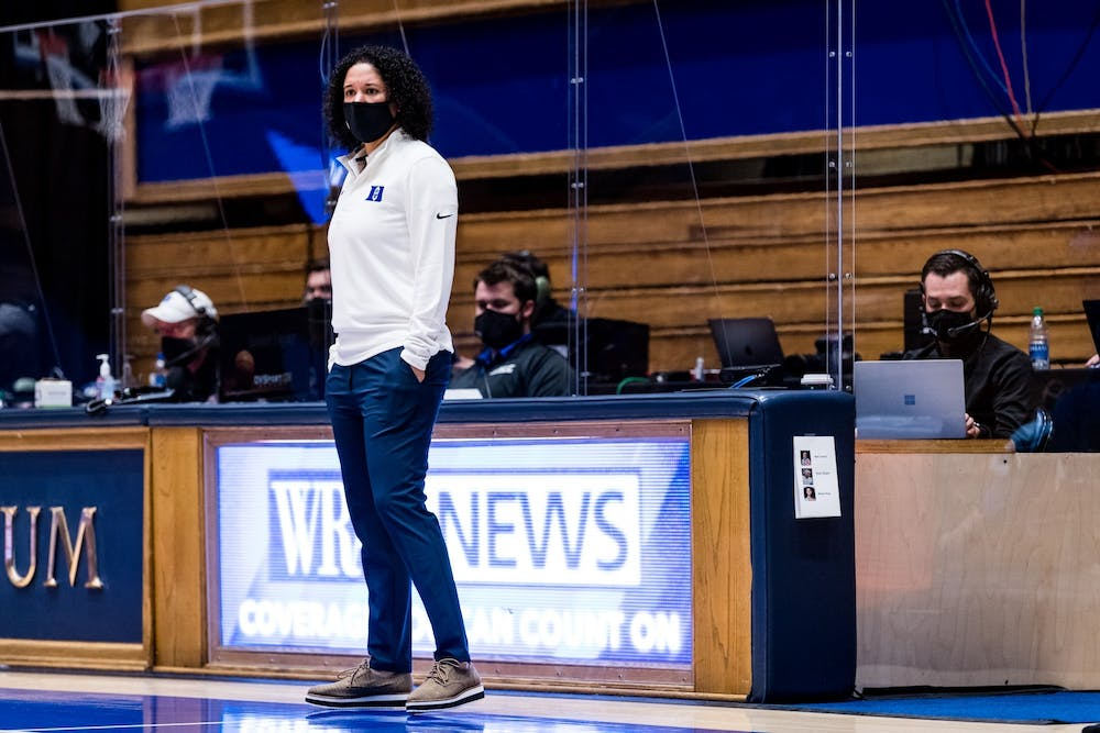 <p>Duke became the first Power Five program to opt out of the 2020-21 season Friday.</p>