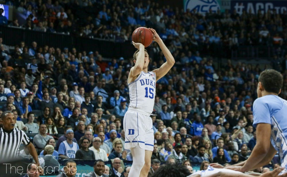Duke needs to get its 3-point shooting back on track.