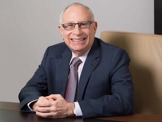Al Bloom became DKU executive vice chancellor July 1, succeeding Denis Simon.