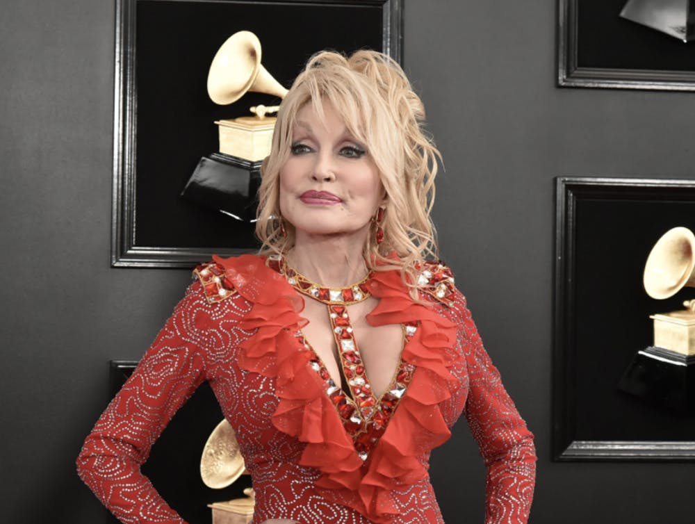 <p>The country legend has a reputation for big hair and brassy vocals, but her charity work is what sets her apart from her peers.</p>