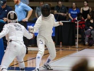 The Blue Devils went unbeaten on the men's side and avenged an earlier loss to Penn State.