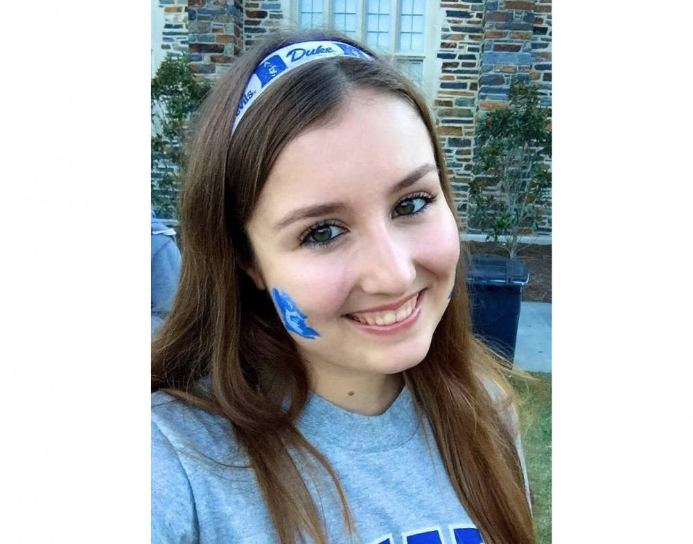 <p>Senior Thamina Stoll was in Munich during the shooting at a shopping mall Friday and live-tweeted the incident.&nbsp;&nbsp;</p>