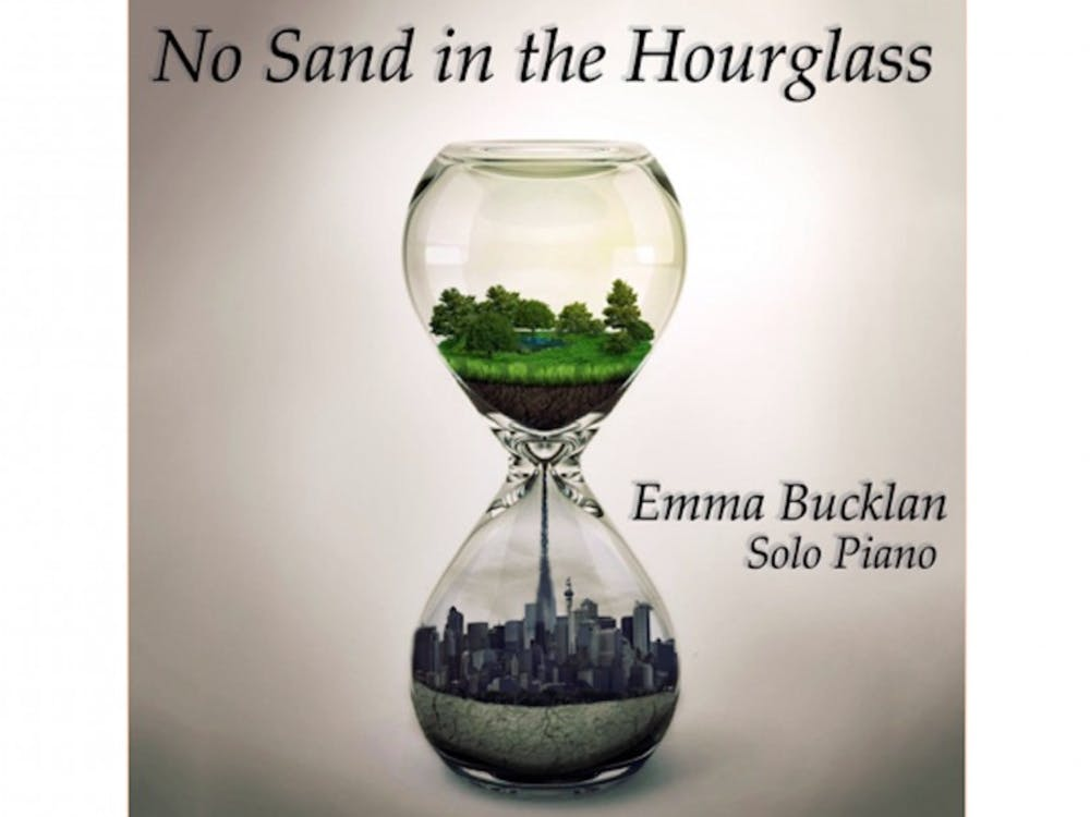 Sophomore Emma Bucklan self-published her own solo piano album Aug. 9, putting it up on Spotify and Apple Music.