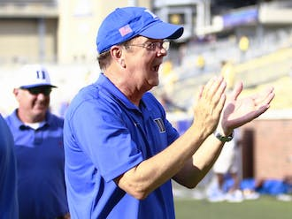 Widely considered one of the smartest offensive minds in college football, Duke head coach David Cutcliffe and his team have the fifth-best winning percentage in the ACC following bye weeks, dating back to 2008.