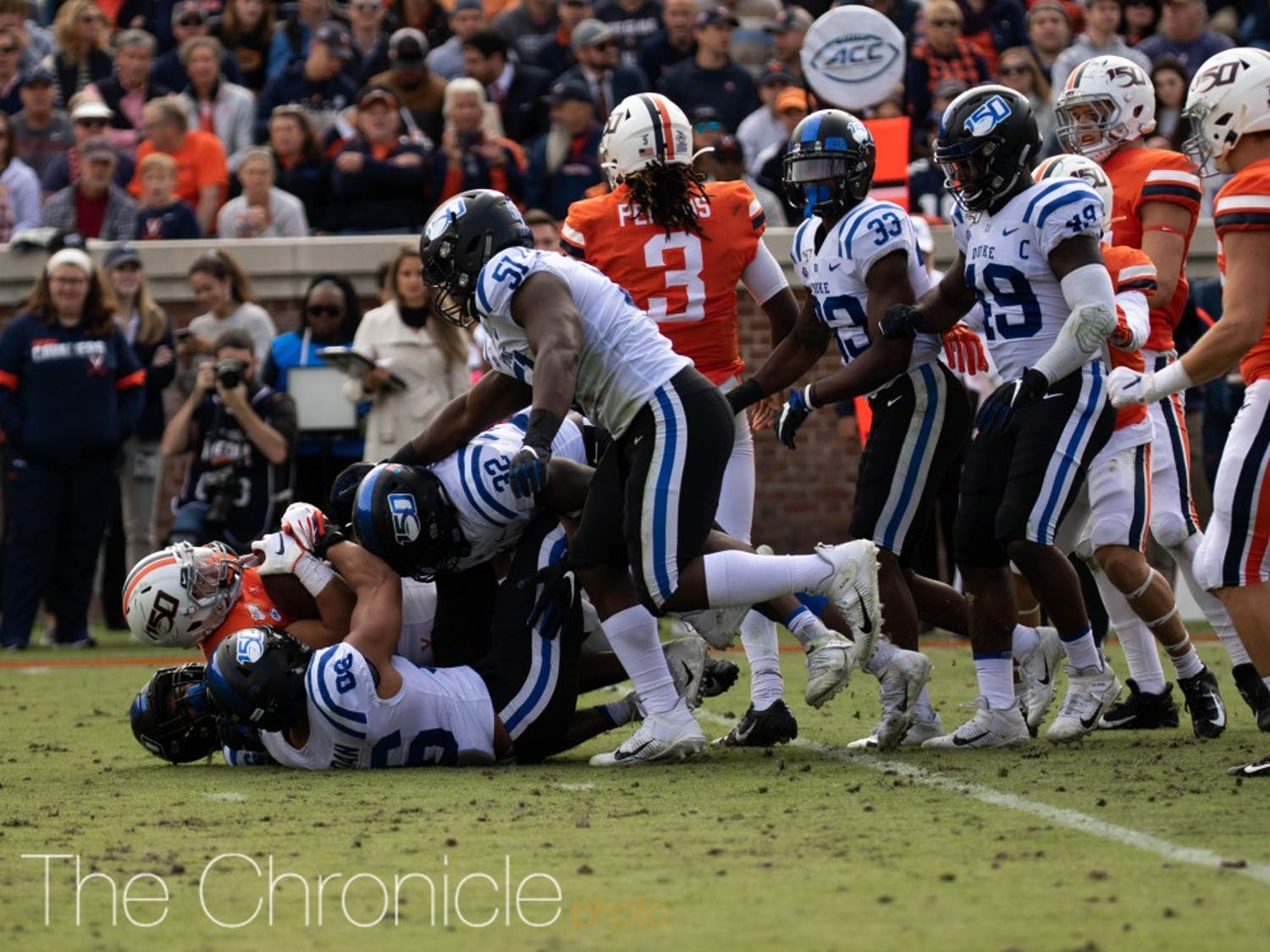 Duke's defense will need to bounce back against the Tar Heels.
