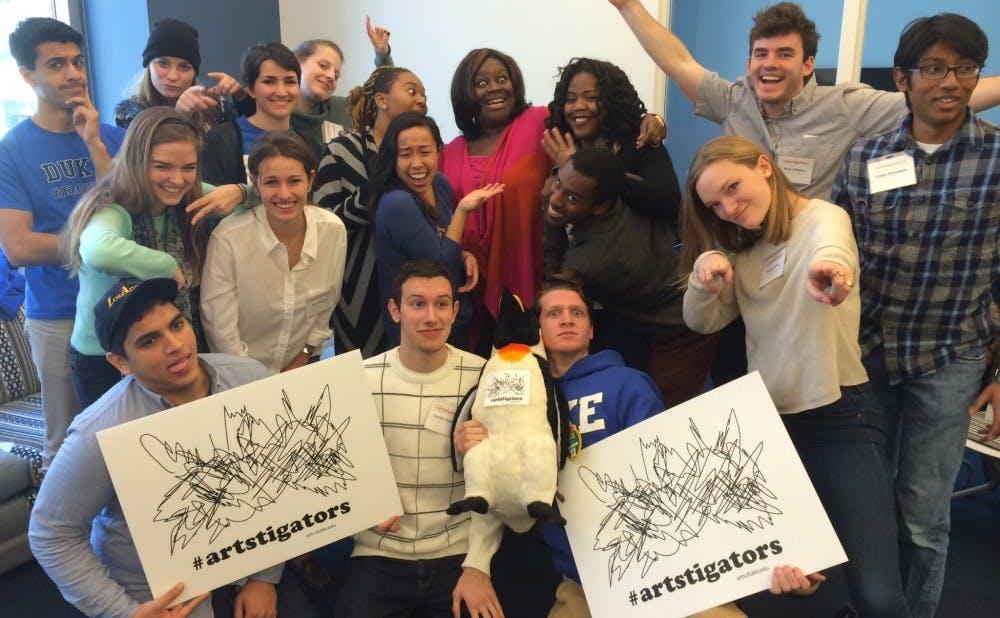 Photo Courtesy of #artstigators