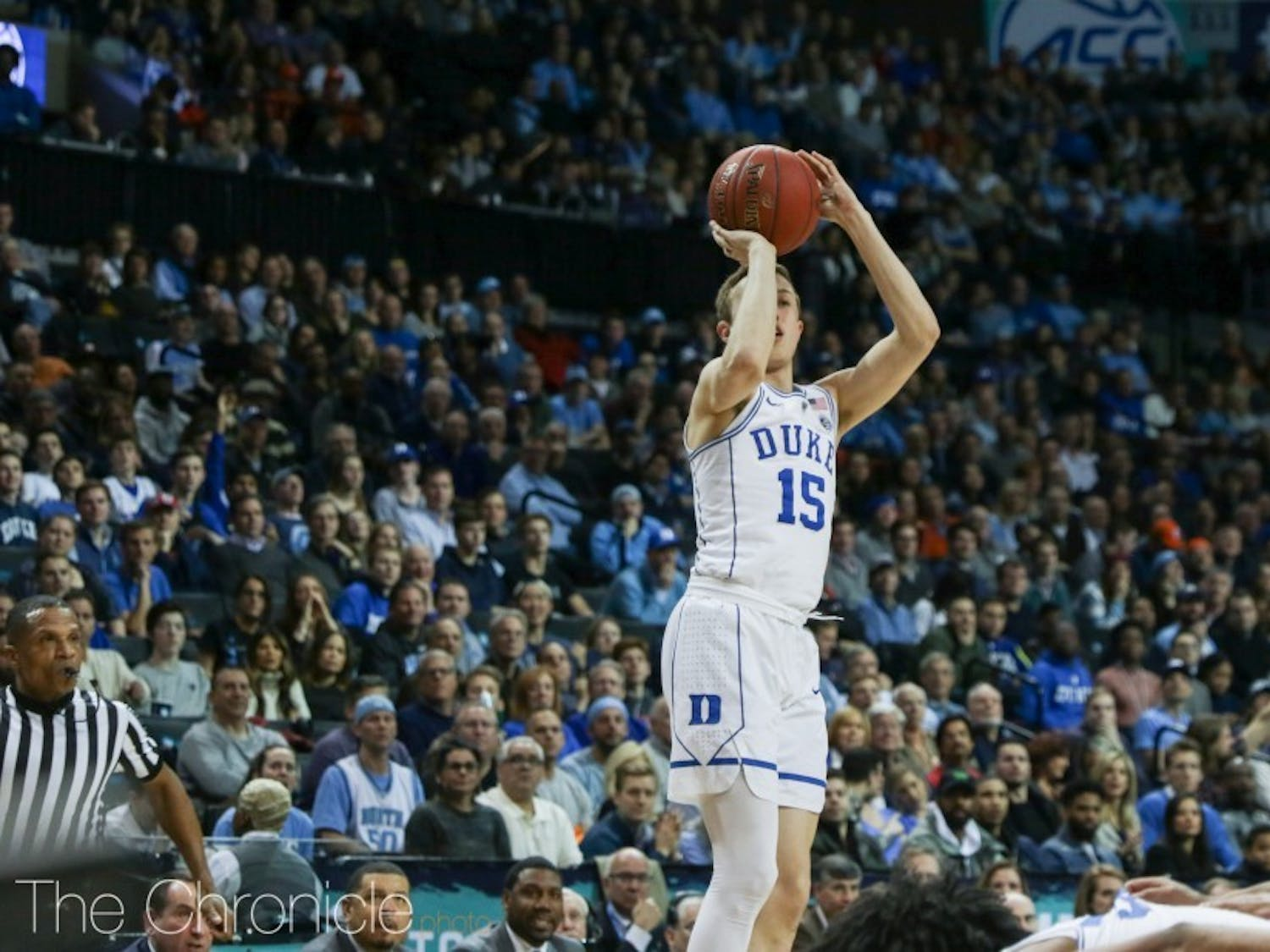 Alex O'Connell hopes to continue his hot shooting from outside this season.