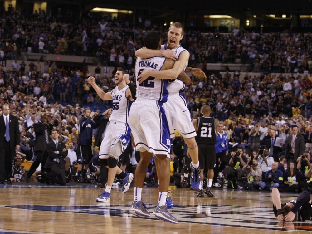 Duke has captured three national championships since the turn of the century.
