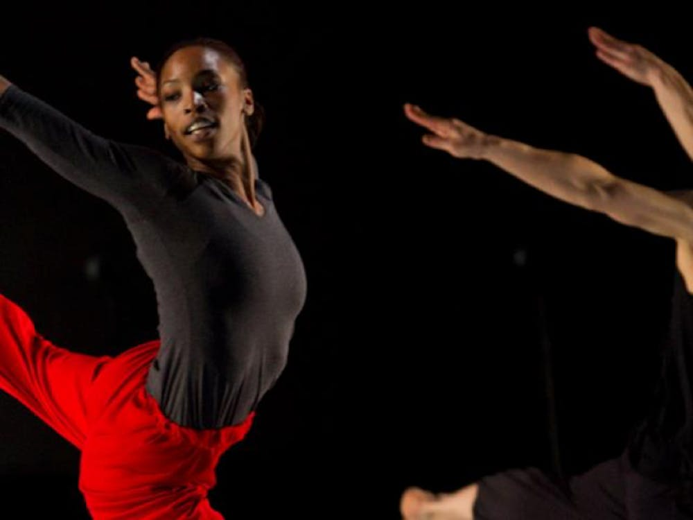 New York City based dancer Shayla-Vie Jenkins will be on campus as an artist in resident from Sept. 13-22.