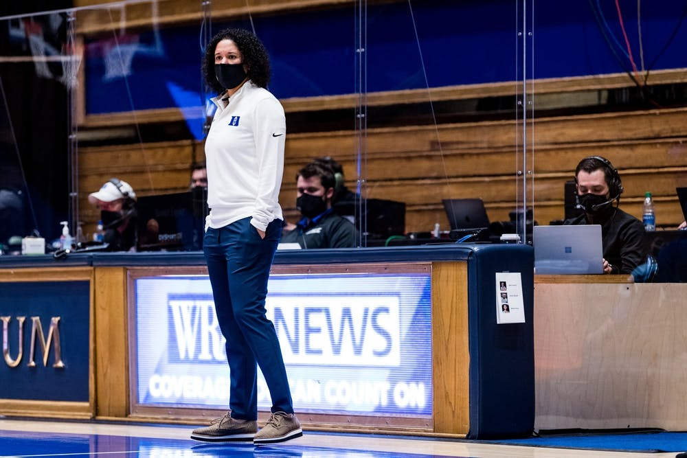 <p>Two of Duke's upcoming games have been postponed.</p>