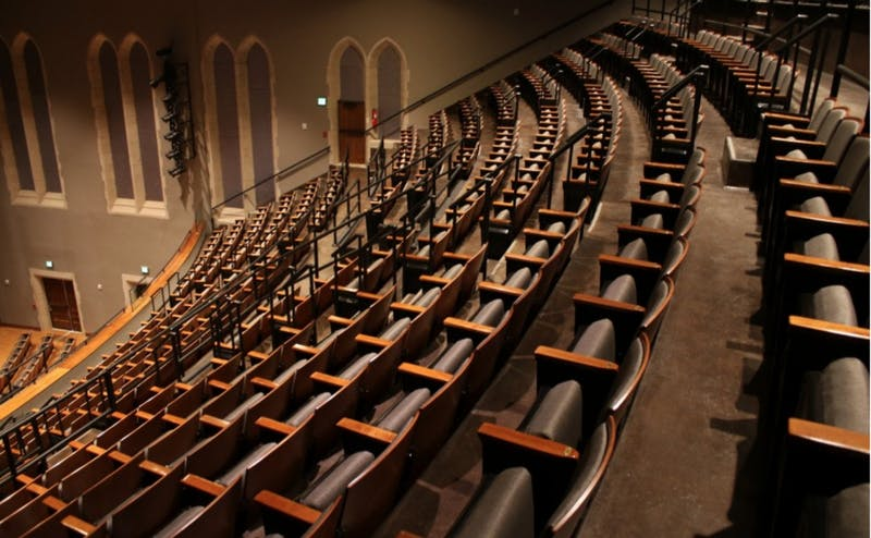 Chronicle File Photo | Page Auditorium after it was renovated in 2015