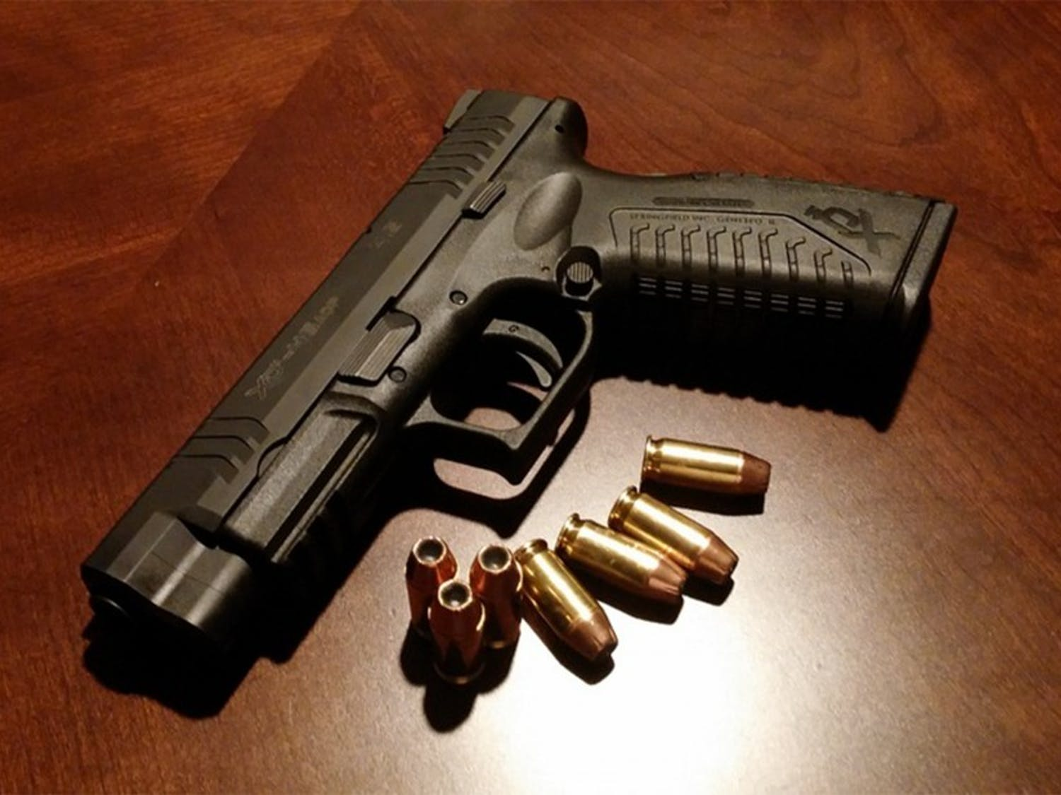 The study found that theimplementation of gun removal laws in Connecticut was correlated with a reduced likelihood of suicide.