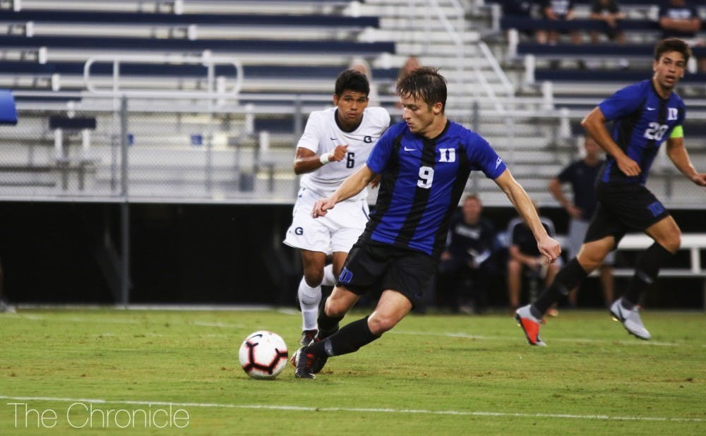 Daniele Proch will look to continue to be Duke's catalyst.
