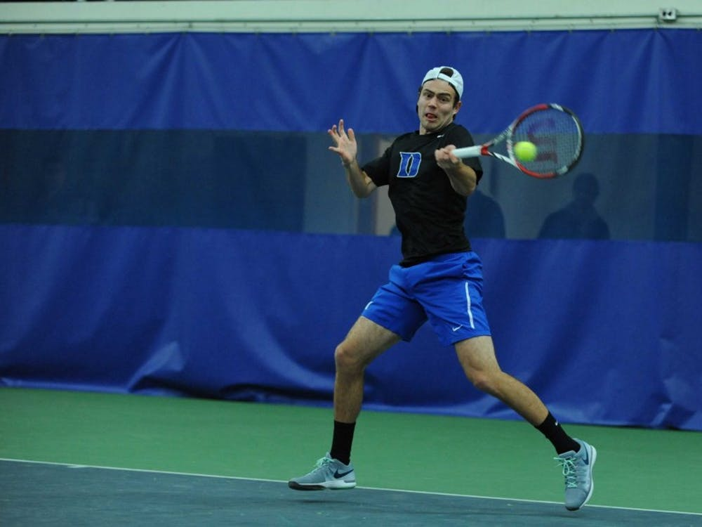 Feshman phenom Nicolas Alvarez is currently ranked the No. 9 singles player in the nation and was just named ACC Player of the Week for the second time.