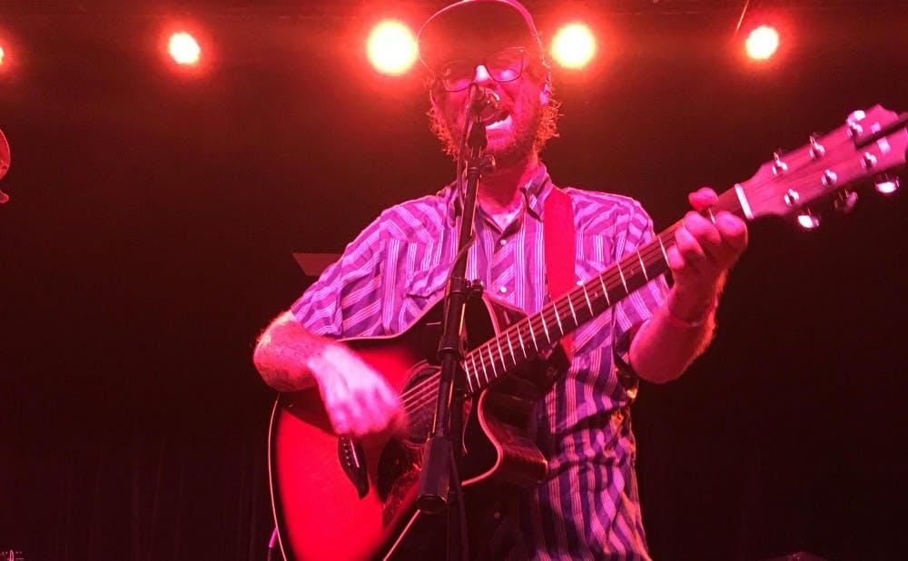 Last Thursday, folk-punk band AJJ performed at Durham's Motorco Music Hall.