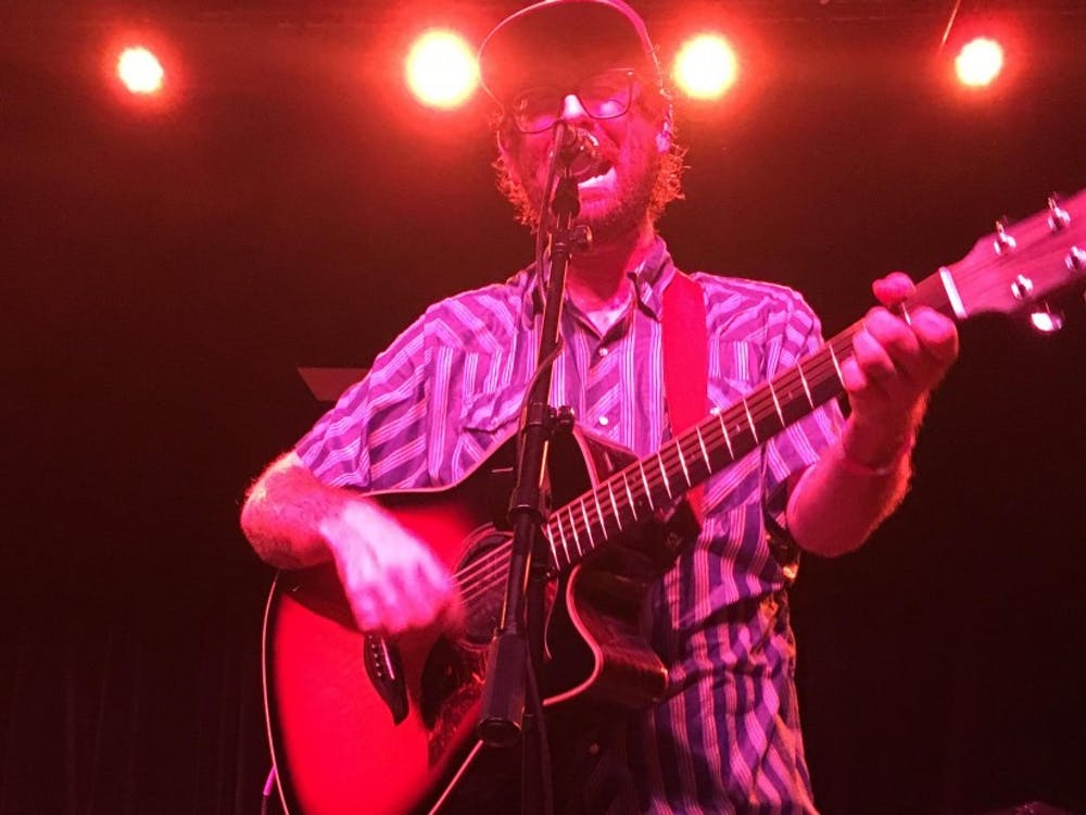 Last Thursday, folk-punk band AJJ performed at Durham's Motorco Music Hall.