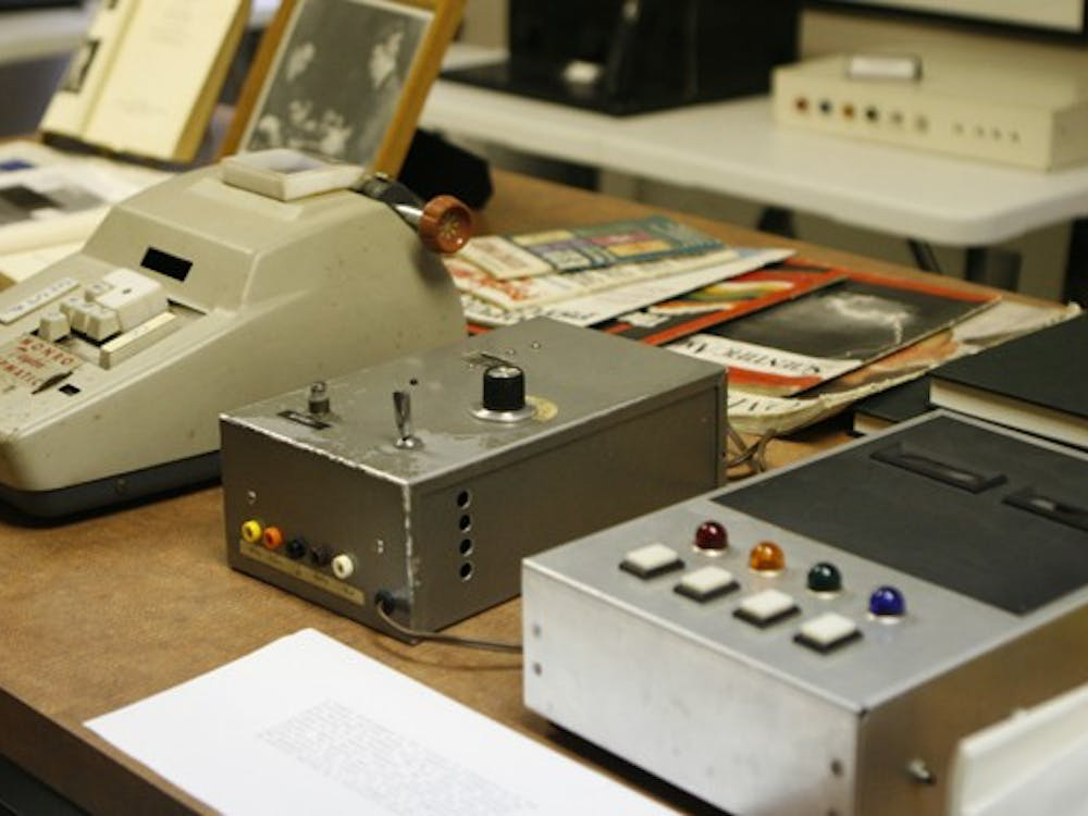 Although items such as dice machines are now out of fashion, the Rhine Research Center continue to collaborate with the University to make new discoveries in parapsychology despite skept