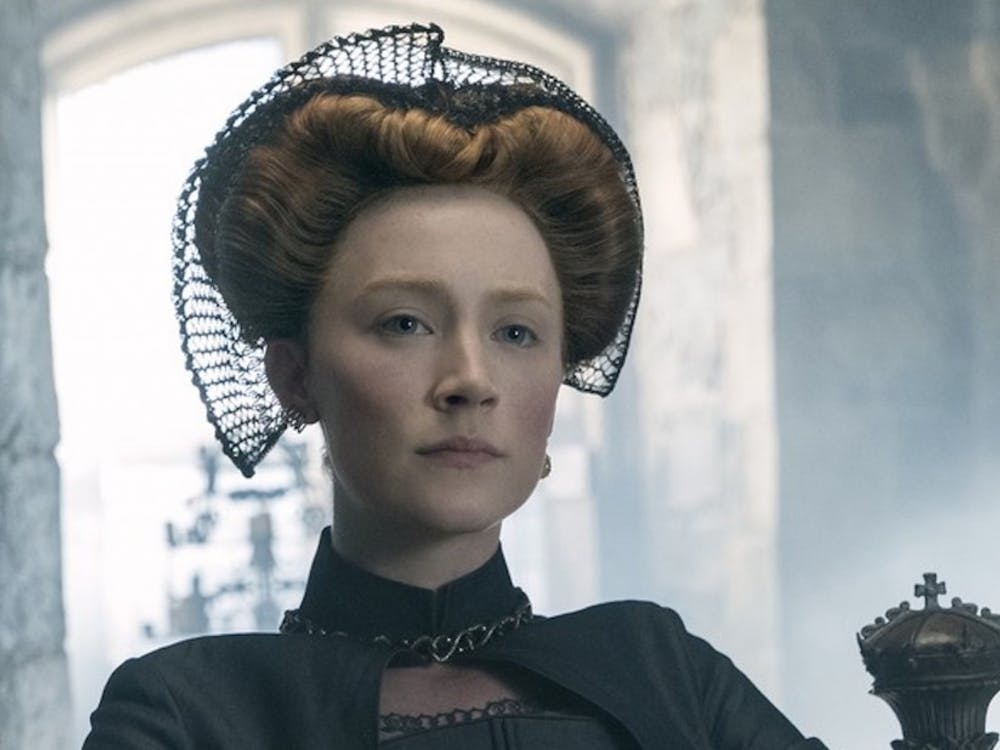 "'Mary, Queen of Scots"" follows Mary Stuart and Elizabeth I as two sides of the same struggle for power and respect."