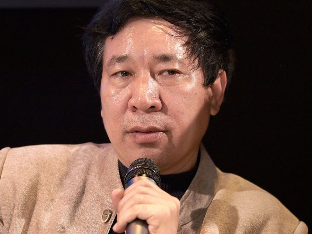 """Chinese Novelist Yan Lianke, author of """"The Day the Sun Died,"""" pictured in 2010."""