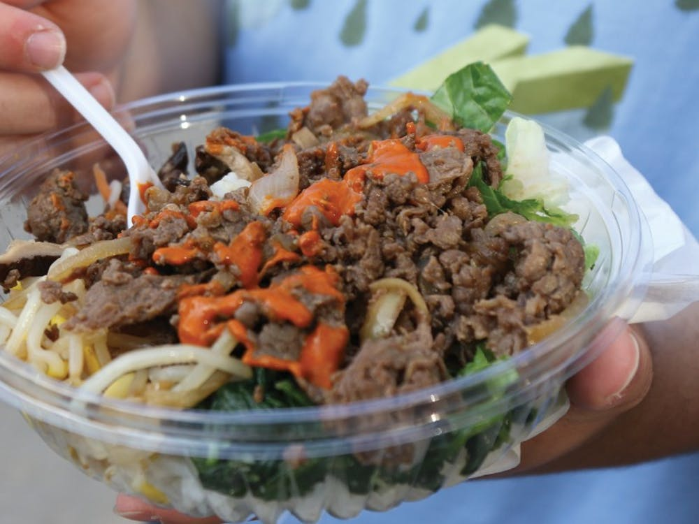 """The latest addition to the food truck lineup serves bibimbap, soy-marinated """"ugly wings"""" and much more."""