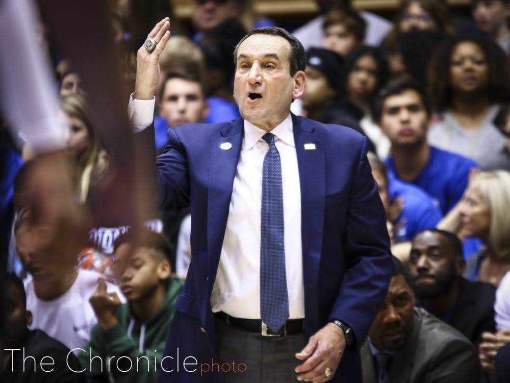 Duke has not lost a game since its stunning upset defeat at the hands of Stephen F. Austin
