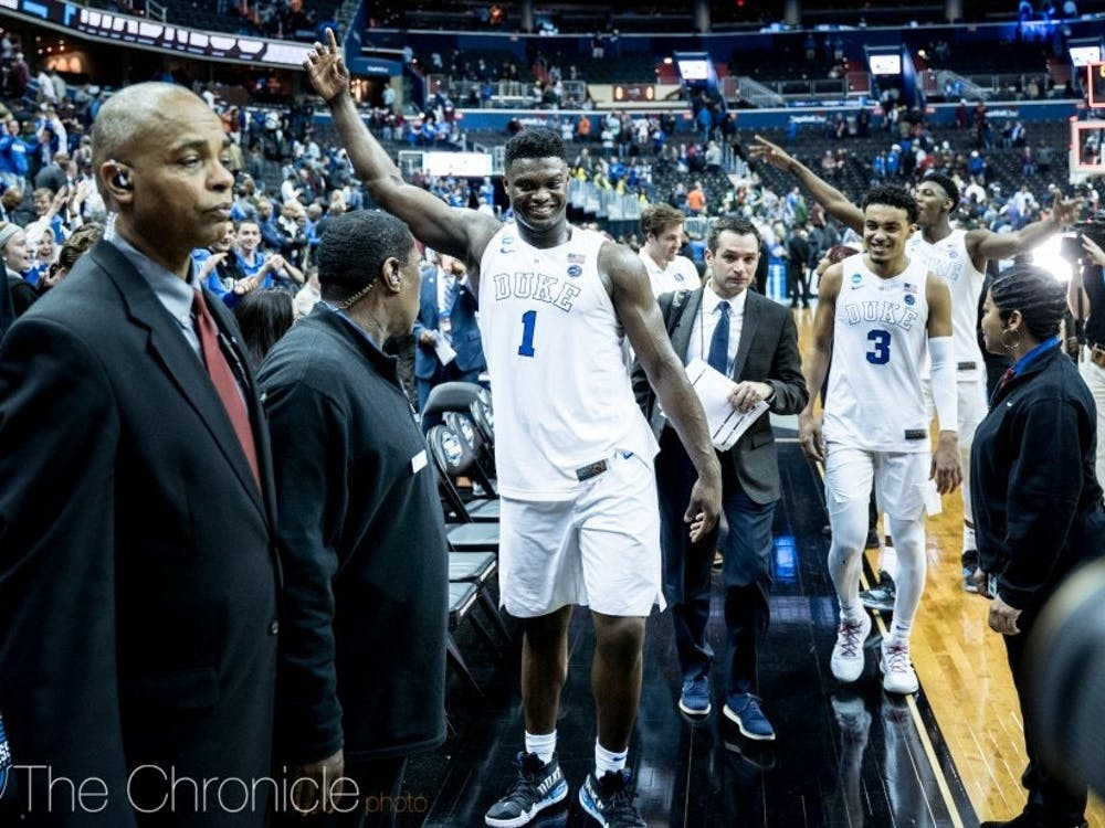 The Blue Devils have narrowly escaped two close games in a row in the NCAA tournament.