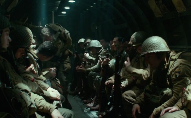 """""""Overlord"""" follows a group of paratroopers meant to destroy a radio tower in an old church, but they find more than they expected."""