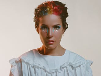 """Halsey's latest album, """"Manic,"""" partially explores her day-to-day struggle with bipolar disorder."""