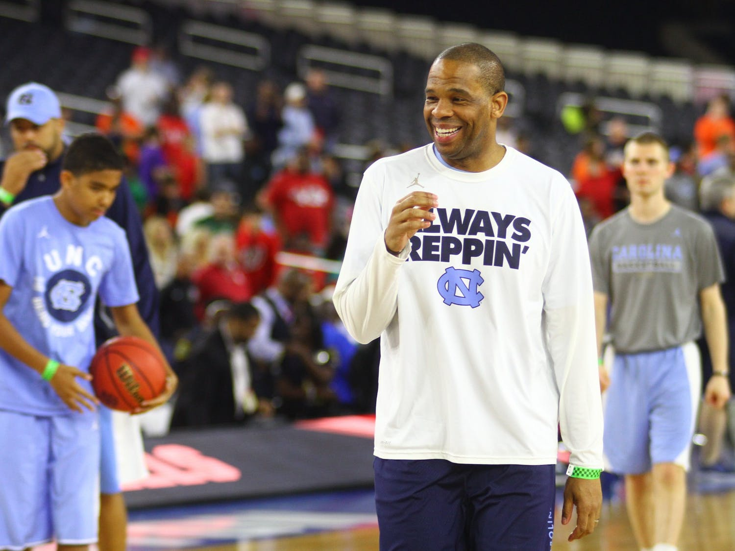 Davis had been an assistant coach for North Carolina since 2012.