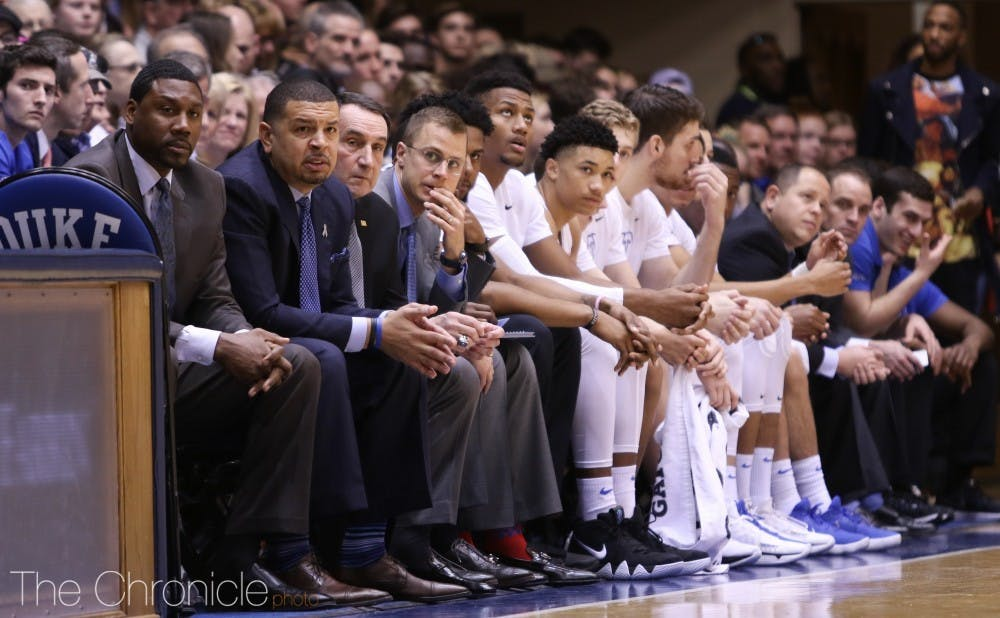 Scheyer has been by Krzyzewski's side for the better part of the last 15 years.