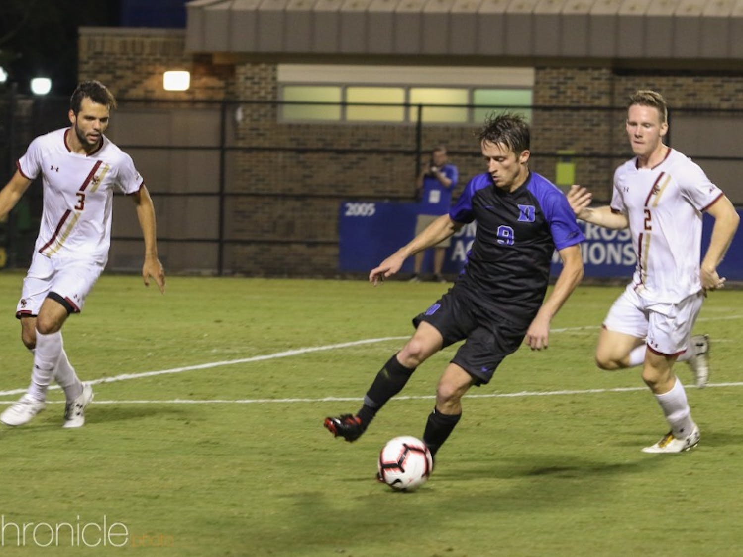 Daniele Proch will lead Duke's offense in its season opener against Furman in the John Rennie Nike Invitational.