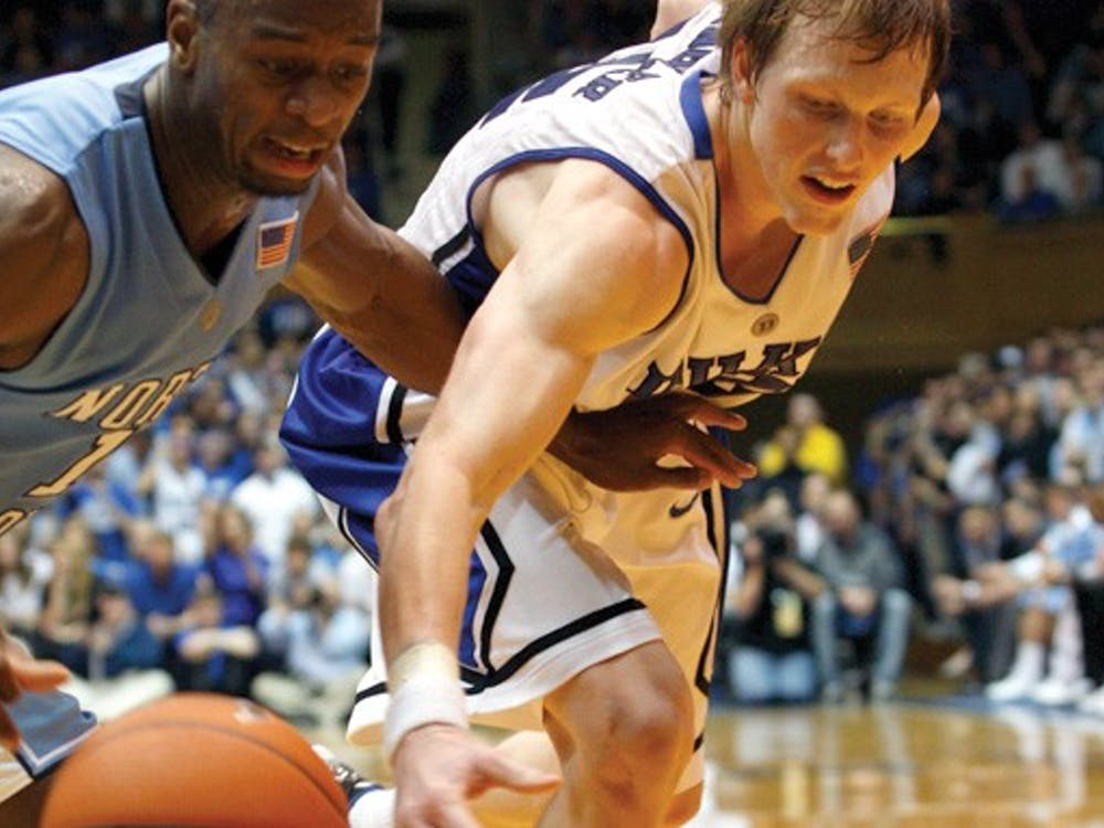 Kyle Singler would profit more from staying at Duke another year, Joe Drews writes.