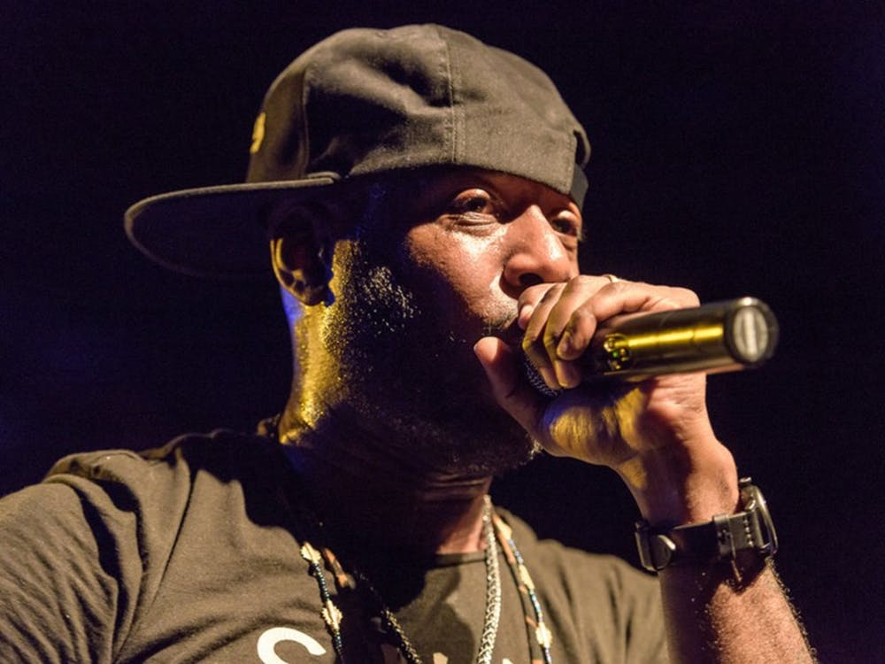 Hip hop artist and activist Talib Kweli spent the last week as an artist-in-residence in Durham.