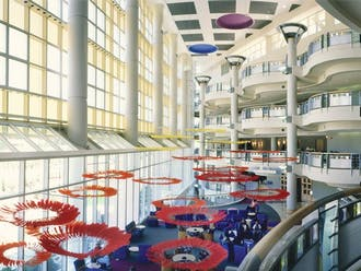 Duke Children's Hospital has been nationally ranked in its 10 specialties.