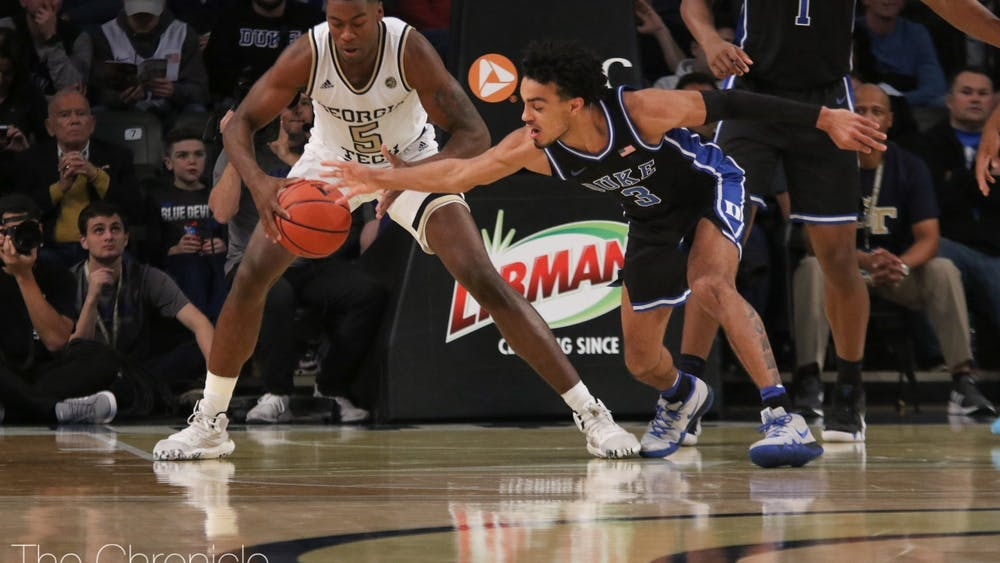 Tre Jones held Chris Lykes to just 2-15 shooting last time they met.