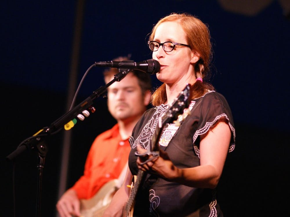 "Laura Veirs' ""The Lookout"" strips away all the unnecessary elements of her past albums, leaving only what is absolutely needed."