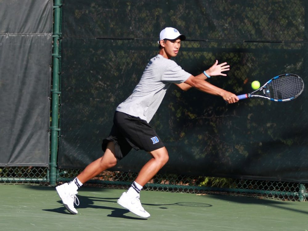 The Blue Devils will close out their fall competition this season at the Wake Forest Invitational, looking to improve on their mediocre performance at the USA/ITA Carolina Regionals a few weeks ago.