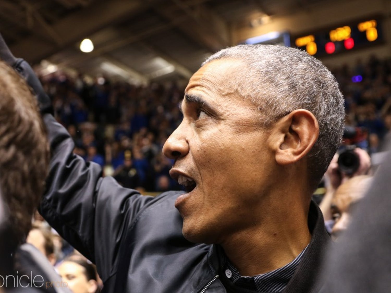 After four years with the Chronicle's Photography department, here are senior Sujal Manohar's favorite shots. A Neuroscience and Visual Arts major from Dallas, Sujal served as Photography Editor as a junior after her previous roles as Recess Photography Editor and Associate Photography Editor. Her favorite ChronPhoto moments are photographing Obama at Duke-UNC 2019 and covering the first round of the NCAA Tournament. Next year, she will be working at an arts nonprofit which serves people with disabilities in Austin, Texas. She would like to thank Carolyn, Sanjeev, Ian, and Bre for all their support over the years!