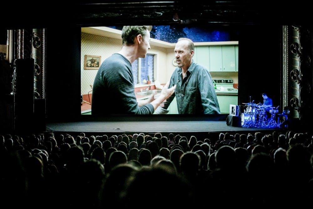 Sydney - January 16, 2016: Birdman screens during the 2016 Sydney Festival (photo by Jamie Williams/Sydney Festival)