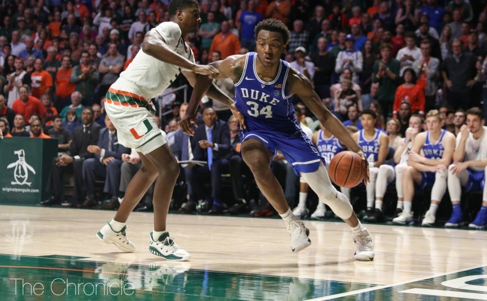 <p>Duke should consider visiting non-ACC schools to create more meaningful matchups.</p>