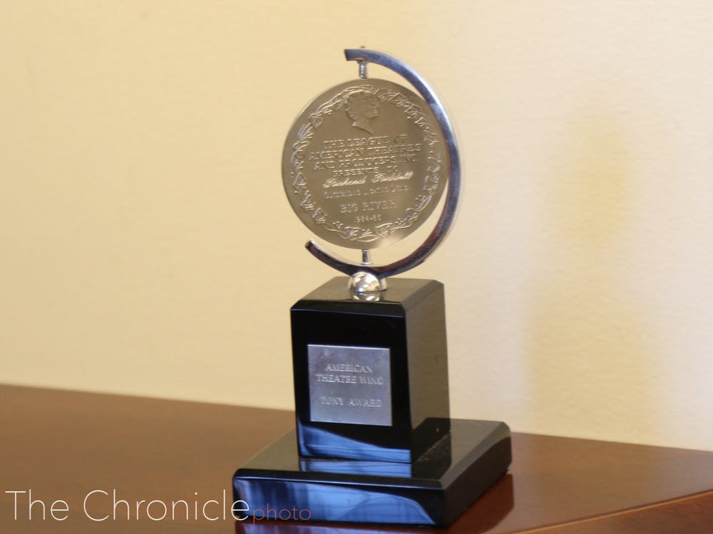 Richard Riddell's Tony Award for Best Lighting Design