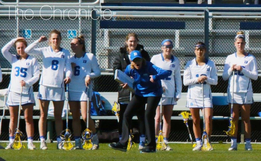 <p>Kerstin Kimel's squad has put together a dominant season.</p>